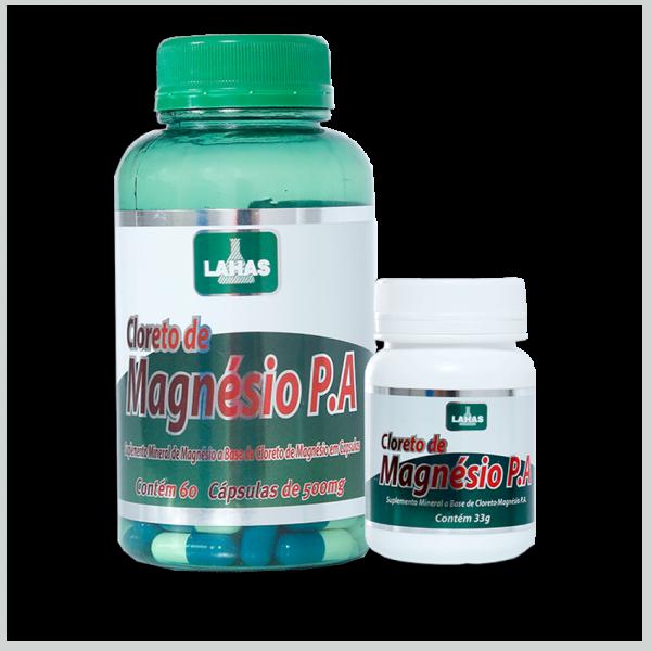 cloreto magnesio
