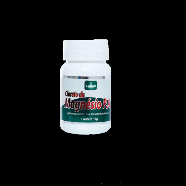 cloreto magnesio30mg